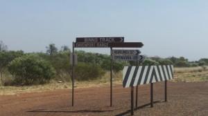 tennant binns track